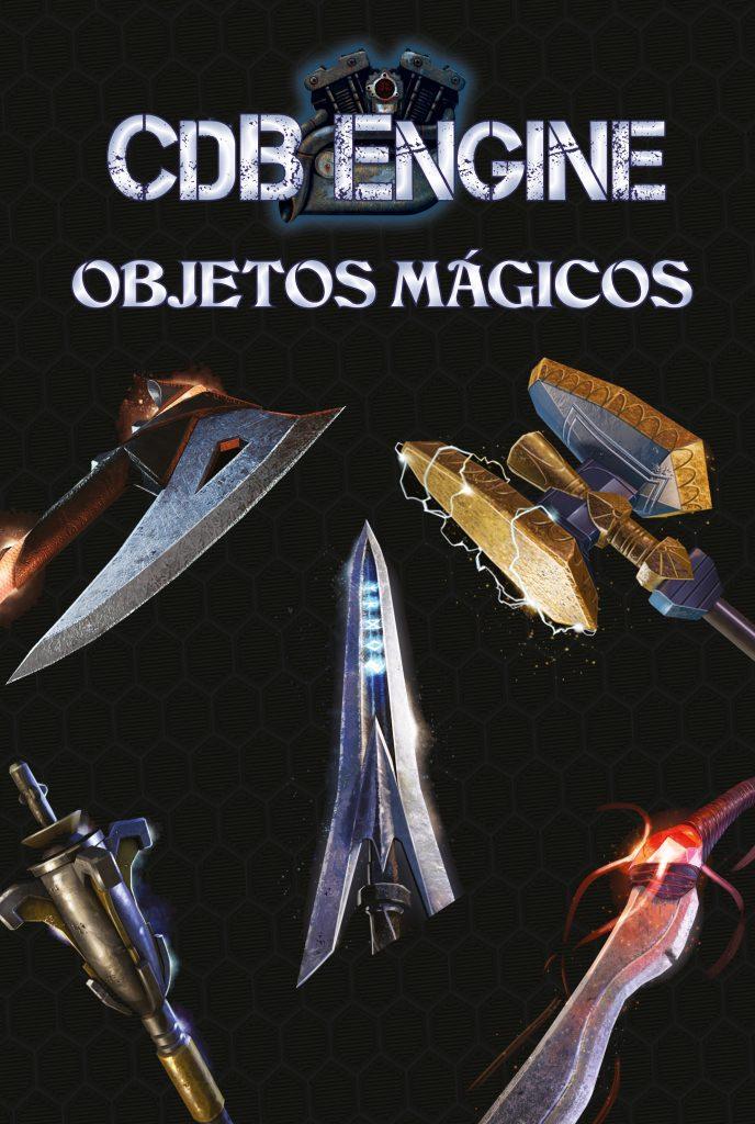 Portada CdB Engine - Objetos Mágicos